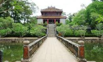 Lăng tẩm Huế – Dấu ấn kiến trúc nhà Nguyễn