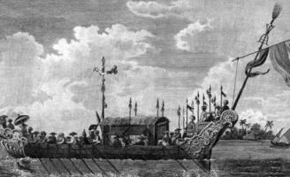 Quan niệm về biển cả của Trung Hoa dưới hai triều Minh và Thanh