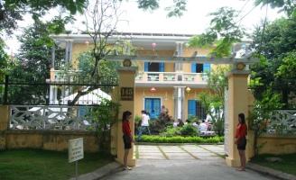 Thăm ngôi nhà của Hoàng Thái Hậu cuối cùng triều Nguyễn