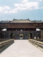 Kiến trúc đặc sắc Ngọ Môn trước kinh thành Huế