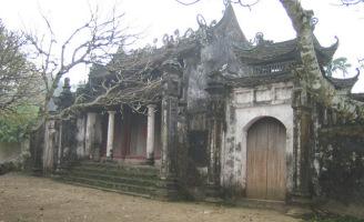 Nhớ mái chùa quê