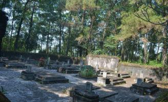 Bí ẩn về khu lăng mộ của các thái giám