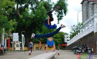 Parkour – Nghệ thuật của đường phố
