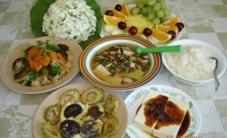 Ẩm thực chay, nét văn hóa của người Việt