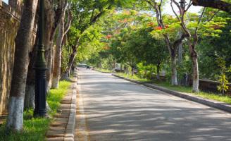 Những con đường Huế xưa