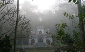 Lạc bước cửa thiền, khám phá một ngôi chùa đặc biệt ở Huế