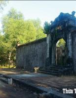 Lăng Hiếu Đông trong dòng chảy di sản văn hóa thời Nguyễn