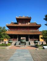 Vào Hoàng thành Huế khám phá kiệt tác Cửu Đỉnh của nhà Nguyễn