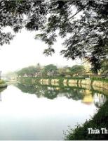 Quá trình đào sông An Cựu qua Mộc bản triều Nguyễn