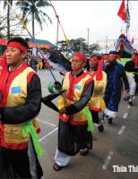 Nét đẹp của hội làng, hội xuân xứ Huế