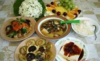 Ăn chay – nét ẩm thực độc đáo của cố đô Huế