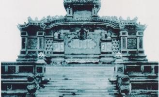 Đài Chiến sĩ trận vong – một kiến trúc nghệ thuật bên bờ sông Hương – Tạp chí Sông Hương | Tạp chí Sông Hương