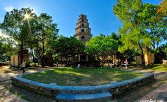 Các ngôi chùa nổi tiếng ở Huế