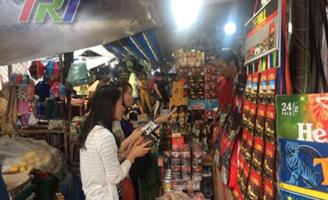 Tiếng bồi ở chợ Đông Ba