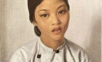 Bức tranh cô gái Huế & họa sĩ Jean Despujols