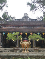 Thăm chùa Từ Hiếu, ngôi cổ tự độc đáo bậc nhất xứ Huế