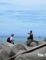 Quyến rũ biển Hải Dương