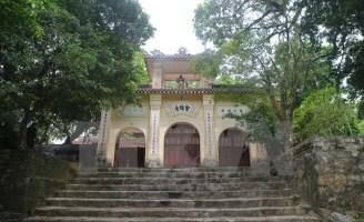 Đến tỉnh Thừa Thiên-Huế thăm chùa cổ Thánh Duyên