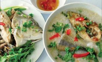 """Cháo cá vẩu… """"nín khẩu"""" mà ăn"""