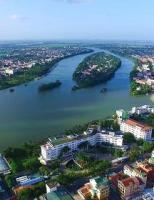 Ngắm sông Hương từ trên cao để thấy một vẻ đẹp Huế khác lạ, mênh mông tới choáng ngợp