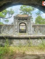 Lăng mộ vị hoàng tử nổi tiếng thời vua Minh Mạng