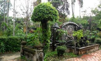 Những tấm Bình phong trong nhà cổ ở Huế và ý nghĩa phong thủy trong kiến trúc xưa