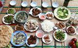 Bữa cơm chiều cuối năm của mẹ