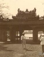 Nghinh Lương Đình- hình dáng xưa và nay