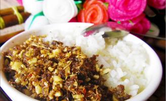 Thịt muối sả – những ký ức mặn mòi