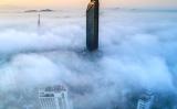 Huế lung linh, huyền ảo trong sương