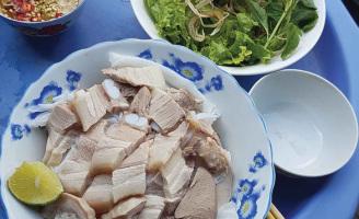 'Thịt heo tế trời' ngon đến độ nào?