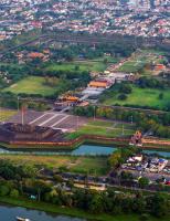 Hình ảnh đẹp về cố đô Huế nhìn từ trên cao