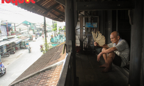 Huế loay hoay tìm phương án bảo tồn phố cổ Bao Vinh