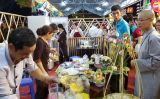 Hấp dẫn lễ hội ẩm thực chay đầu tiên tại cố đô Huế