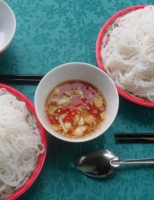 Bún Văn Cù – Món ăn độc đáo