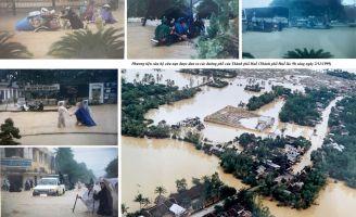 20 năm lụt 1999: Chuyện cũ không quên, bài học mãi còn