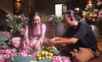 Thưởng trà tại Huế: Nên là sản phẩm du lịch