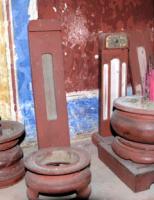 Tây từ làng Đồng Di, một di tích cổ quý hiếm
