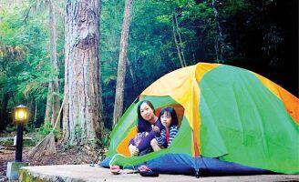 Trải nghiệm Huế với camping