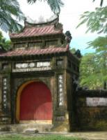 Vương phủ – nhà vườn xứ Thần kinh