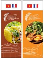 Chân dung bếp trưởng mang ẩm thực Huế ra thế giới