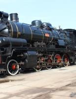 Tàu hỏa đầu máy hơi nước sẽ chạy qua đèo Hải Vân