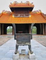 Phương đỉnh ở các lăng vua triều Nguyễn có gì đặc biệt?