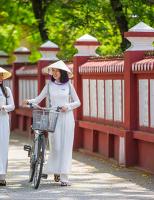 Áo dài Việt Nam – hơi thở cuộc sống đời tôi
